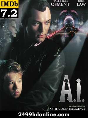 ดูหนัง จักรกลอัจฉริยะ (2001)