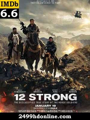 ดูหนัง 12 strong