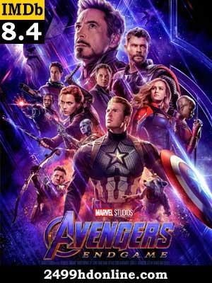 ดูหนัง Avengers endgem