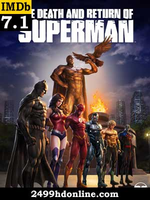 ดูหนัง The Death and Return of Superman