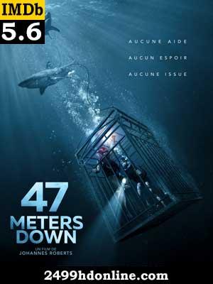 ดูหนัง 47 Meters Down