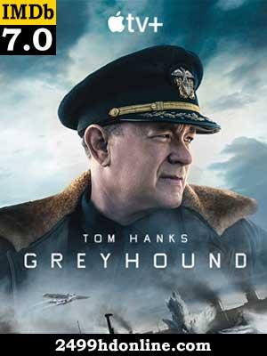 ดูหนัง  เกรย์ฮาวด์ Greyhound (2020)