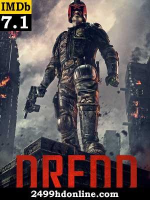 ดูหนัง Dredd
