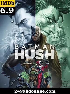 ดูหนัง Batman Hush