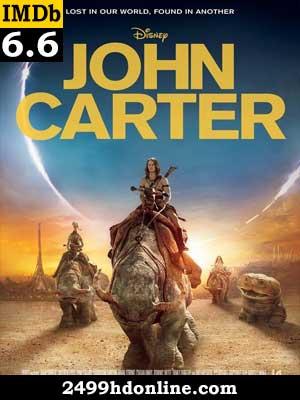ดูหนัง John Carter