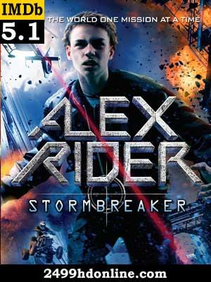 ดูหนัง Alex Rider Stormbreaker