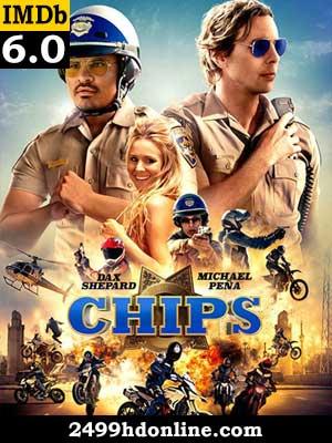 ดูหนัง ฉลามบก Chips