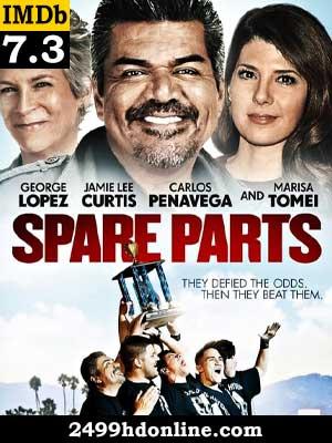 ดูหนัง Spare Parts