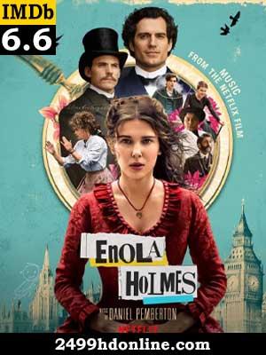 ดูหนัง เอโนลา โฮล์มส์