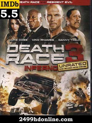 ดูหนัง Death Race 3
