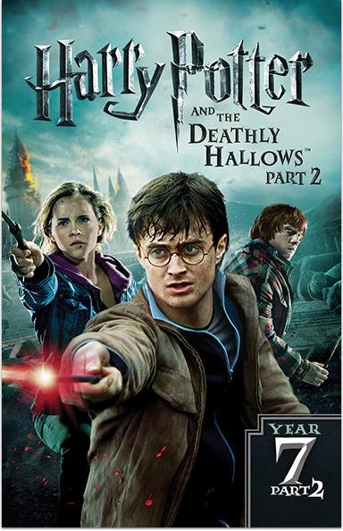 ดูหนัง แฮร์รี่ พอตเตอร์กับเครื่องรางยมทูต ภาค 2