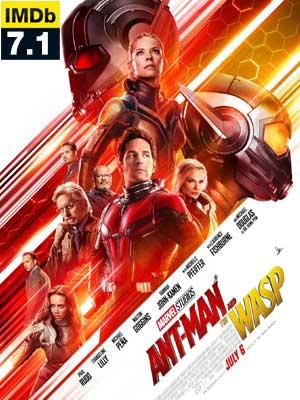 ดูหนัง Ant-Man and the Wasp