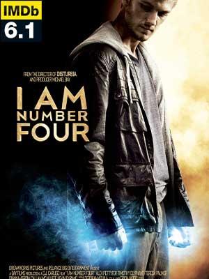 ดูหนัง I Am Number Four