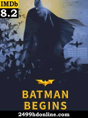 ดูหนัง Batman Begins