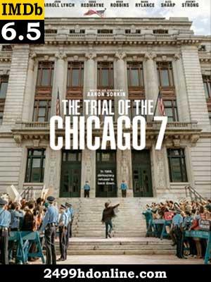 ดูหนัง The Trial of the Chicago 7