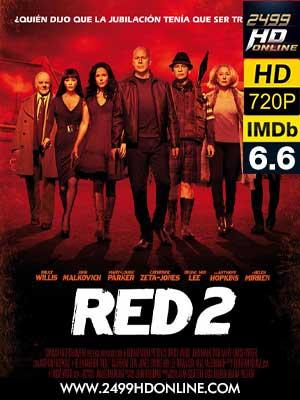 ดูหนัง Red 2