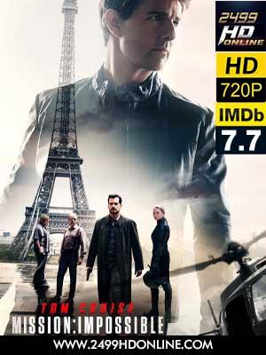 ดูหนัง Mission Impossible Fallout