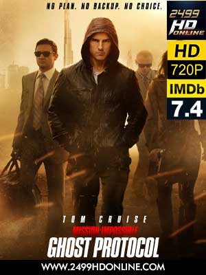 ดูหนัง Mission Impossible Ghost Protocol