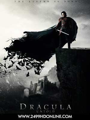 ดูหนัง dracula untold (2014) แดร็กคูล่า ตํานานลับโลกไม่รู้
