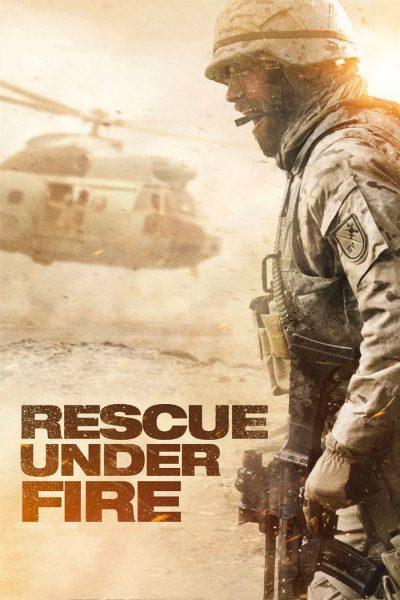 ดูหนังฟรีออนไลน์ Rescue Under Fire (2017)