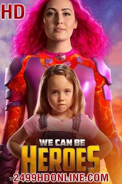 ดูหนังออนไลน์ We Can Be Heroes (2020) NETFLIX