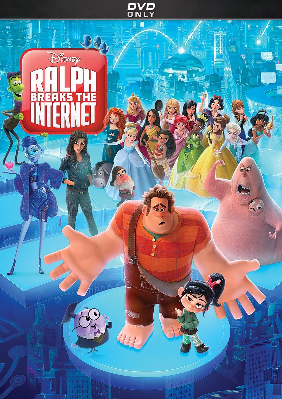 ดูหนังออนไลน์ Ralph Breaks The Internet