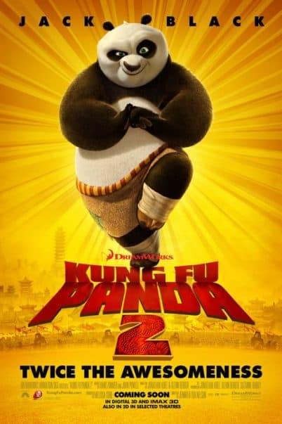 ดูหนัง กังฟูแพนด้า 2 Kung Fu Panda 2 (2011)