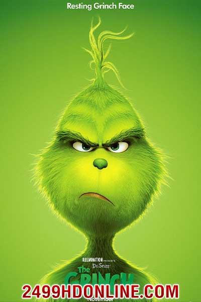 ดูหนัง เดอะ กริ๊นช์ the Grinch - ดูหนังฟรีออนไลน์