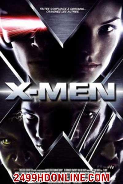 ดูหนัง x men 1 เอ็กซ์ เม็น