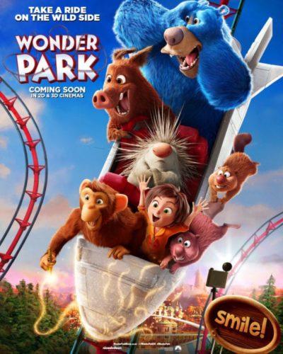 ดูหนัง wonder park