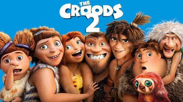 ดูหนังออนไลน์ The Croods A New Age (2020)