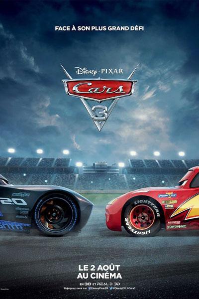 ดูหนัง Cars 3