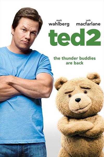 ดูหนัง Ted 2 (2015) หมีไม่แอ๊บแสบได้อีก 2 | ดูหนังออนไลน์