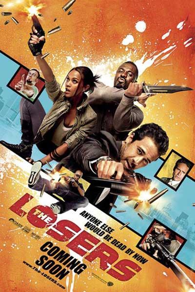 ดูหนัง the losers