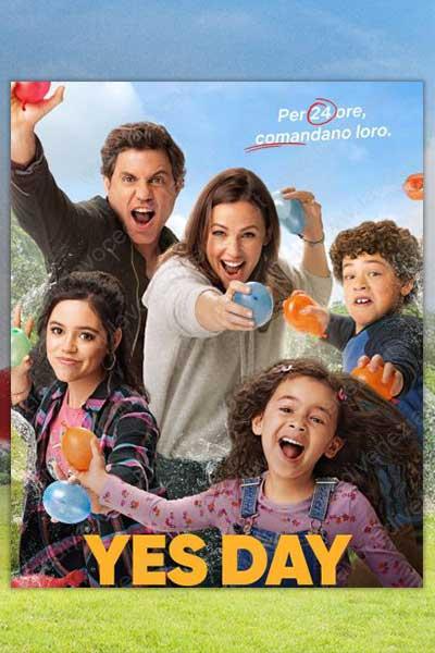 ดูหนัง เยสเดย์ วันนี้ห้ามเซย์โน yes day - netflix