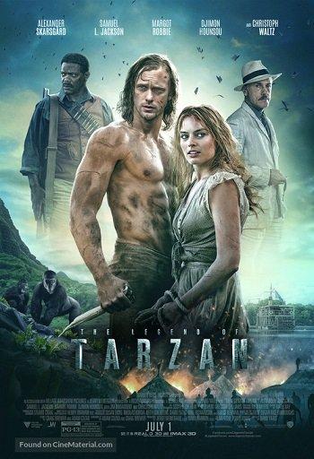ดูหนัง ตำนานแห่งทาร์ซาน The Legend of Tarzan (2016)