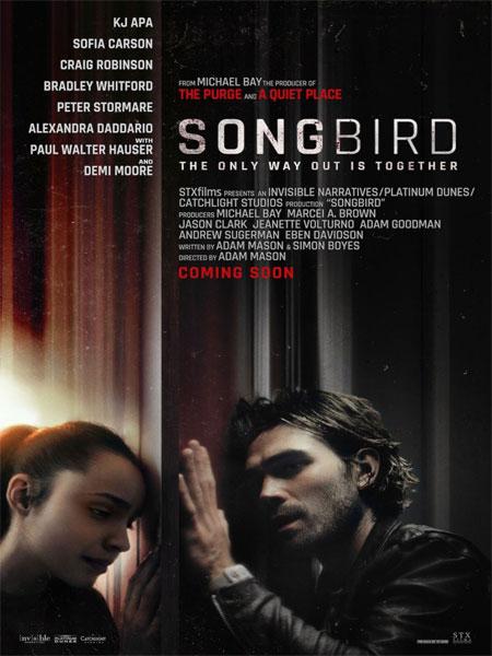ดูหนัง Songbird