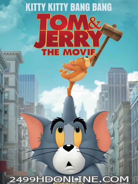 ดูหนัง ทอม แอนด์ เจอร์รี่