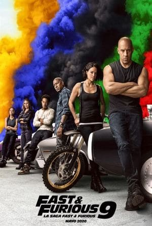 ดูหนัง Fast & Furious 9 เร็วแรง..ทะลุนรก