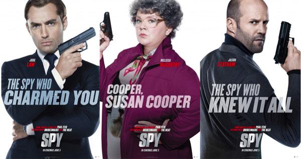 ดูหนัง สปาย (spy) หน่วยสืบราชการลับ