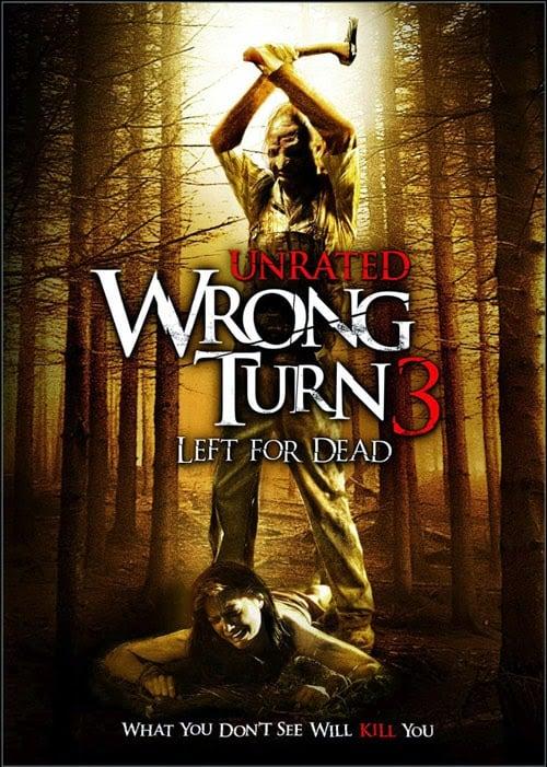 ดูหนัง หวีดเขมือบคน 3 Wrong Turn 3 : Left For Dead - ดูหนังออนไลน์