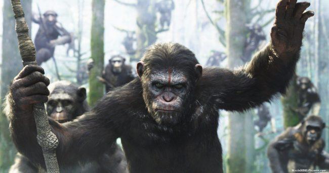 ดูหนัง รุ่งอรุณแห่งพิภพวานร Dawn of the Planet of the Apes