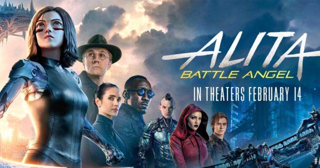 ดูหนัง Alita Battle Angel อลิตา แบทเทิล แองเจิ้ล