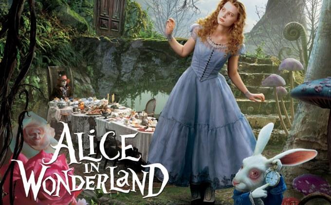 ดูหนัง Alice in Wonderland อลิซในแดนมหัศจรรย์