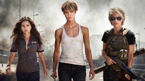 ดูหนัง Terminator Dark Fate ฅนเหล็ก วิกฤตชะตาโลก
