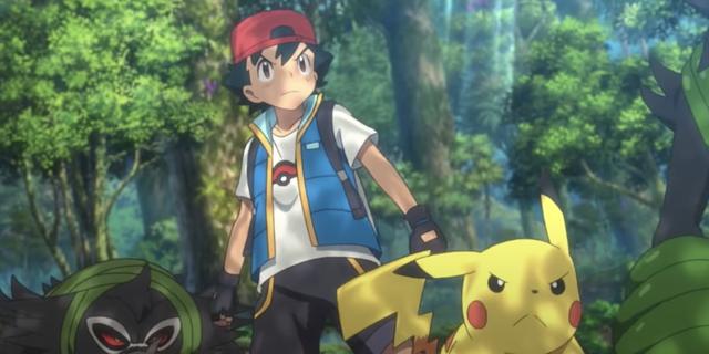 ดูหนัง โปเกมอน เดอะ มูฟวี่ ความลับของป่าลึก (Pokémon the Movie: Secrets of the Jungle)