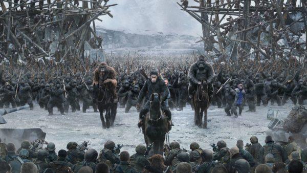 ดูหนัง มหาสงครามพิภพวานร (War for the Planet of the Apes)
